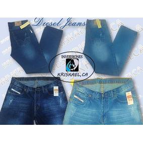 Pantalon Jeans Diésel Caballero 2 Colores * Tienda Fisica*