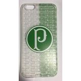 Capa Para Celular Iphone 6 E 6s - Palmeiras Verdão