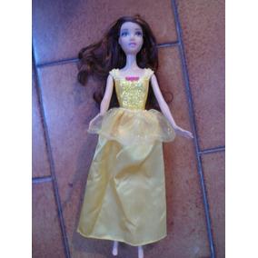 Muñeca De Princesa Bella