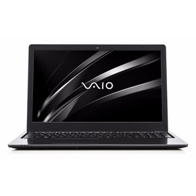 Notebook Vaio Fit 15s Intel I5 7200u 4g Retro W10 Neg Venex