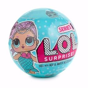 Boneca Surpresa Lol Surprise Lol Surpresa Lql