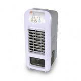 Climatizador De Ar Portatil E Umidificador Mg Eletro Branco