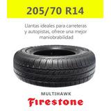 Par De Llantas 205/70 R14 95s Mirage Ii
