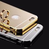 Funda Espejada Mirror Case Metalico Iphone 5 5s 6 6s 7 Plus