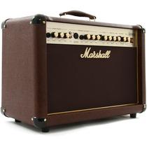 Amplificador De Violão Marshall As50d + Nf + Brinde