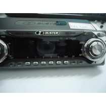 Frente Cd Buster Hbd-7200mp Nova Com Estoujo