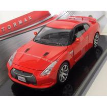 Motormax 1/24 2008 Nissan Skyline Gt-r R35