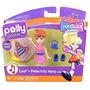 Juguete Polly Pocket Pop N Lock Modas Lea W13