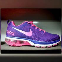 Zapatos Deportivos Nike Flyknit Media Valvula