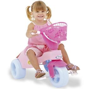 Triciclo Motinho Infantil Motoca Para Criança Cindy Xalingo