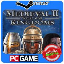 Medieval Ii: Total War Kingdoms Steam Cd-key Global