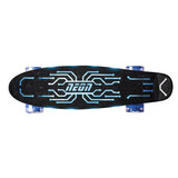 Patineta Y-volution Neon Azul Hype Board