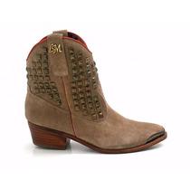 Calzados De Mujer Luciano Marra, Botas, Texanas, Sandalias
