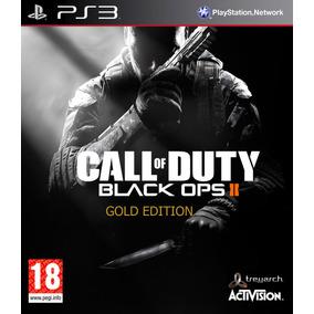 Black Ops 2 + Dlc Revolution Ps3 Digital Audio Español