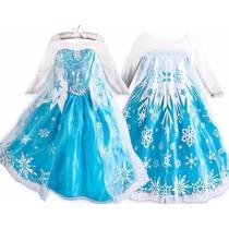 Fantasia Infantil Carnaval Elsa Ana Minnie Branca De Neve