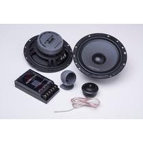 Alto-falante Kit 2 Vias Sensation Ks 6.3 - Audiophonic -