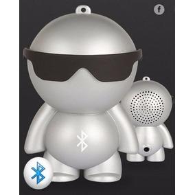 Caixa De Som Bluetooth Neozinho Com Óculos Música Thung Life