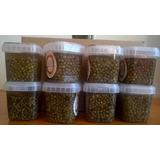 Pimenta Do Reino Verde Em Conserva - Caixa Com 16 Potes 200g