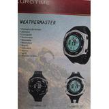 Reloj Eurotime Weathermaster Altimetro Termometro Barometro
