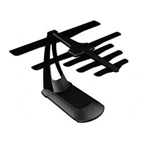 Antena Mini Parabólica Prime Tech (super 1000) - 4x1 (uhf -