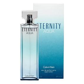 Perfume Eternity Aqua Calvin Klein Feminino 50ml Edp - Novo
