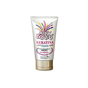 Keratina Express Sin Enjuague X 150g X 12 Und Mary Bosques
