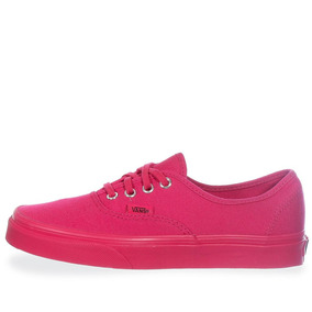 tenis vans color rosa
