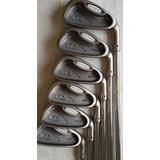 Palos Golf Hierros Precision Ii 5, 6, 7, 8, 9 Y P