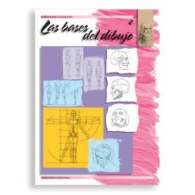 Libro, Leonardo, Las Bases Del Dibujo No.2