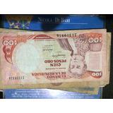 Billete 10 Pesos Colombia