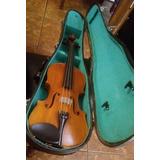Violin Antiguo De Colección Dominicus Montagna 4/4