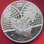 Medalla Mexico 5 Centenario 2 Mundos 1992 1.5 Onza Plata