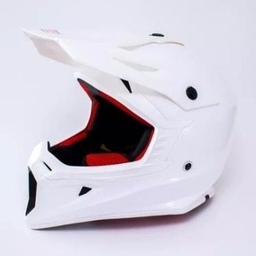 Casco Origine Cross Enduro V325 Gloss White