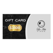 Gift Cards desde