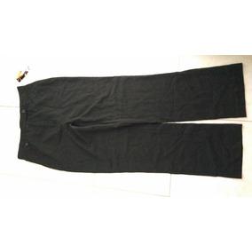 Bonito Pantalón De Vestir. Negro. Nuevo