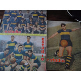 Revista Estadio Everton 1950, 1952, 1952