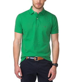 Camisa Polo Tommy Hilfiger Classic Fit Masculino Original