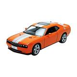Auto De Colección Metal 2013 Dodge Challenger Srt Welly