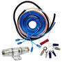 Kit Instalacion Automotriz Calibre 10 Ultra