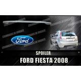 Spoiler Ford Fiesta 2004 Al 2012 Original
