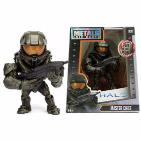 Boneco De Metal Die Cast - Halo 4 - Master Chief M330