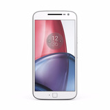Celular Motorola Moto G4 Plus 4gb 64gb Xt1644 Blanco Libre