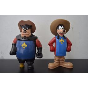 Muñecos De Mcdonalds Los Tres Mosqueteros
