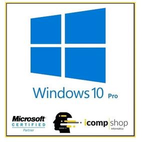 Windows 10 Original 32 E 64 Bits Com Chave De Ativação