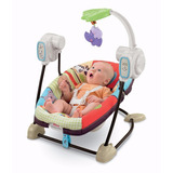 Fisher-price Spacesaver Swing And Seat