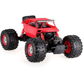 Rock Crawler 4x4 Rc 1:12 Anfibio Contra Agua Mygeektoy