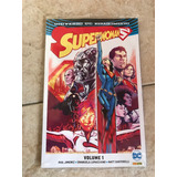 Hq Dc Renascimento Superwoman Volume 1 164 Páginas