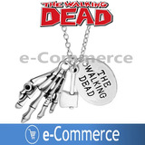 Collar The Walking Dead 3 Dijes Daryl Rick Glenn Twd Serie