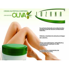 Crema De Aceite De Oliva Lozana 100% Original