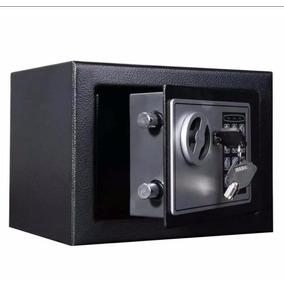 Cofre Forte Eletrônico Com Senha Digital E Chave Reserva 8l